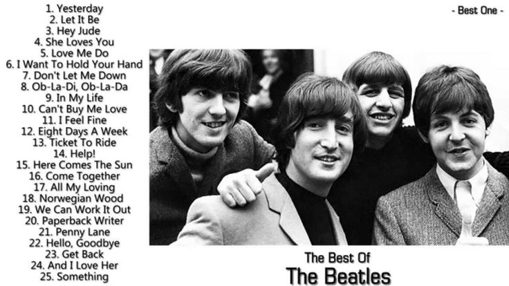 "The Beatles - ""40 Greatest Hits"" (U.S. Version!) 