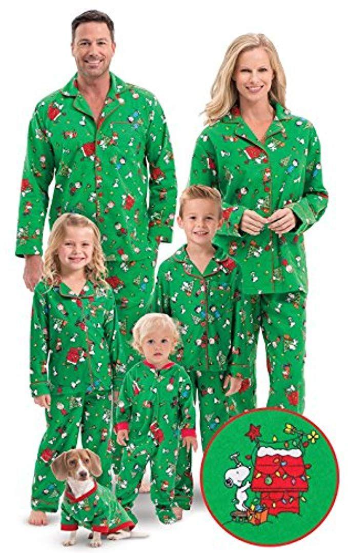 PajamaGram Family Christmas Pajamas Soft - Christmas Pajamas for