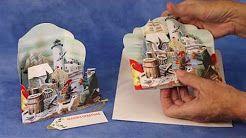 (1) makiing nautical cards - YouTube