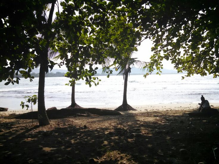 The Caribbean in Puerto Viejo, CR!