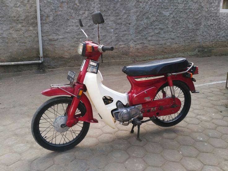 Honda super cub c700