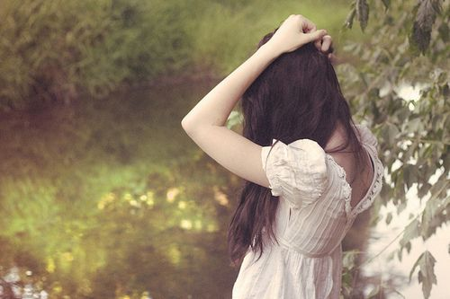 nature girl  #Evergreen