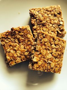 These Deliciously Ella flapjacks are very simple to make. They are all natural and contain plenty of protein and fibre so make a perfect, healthy mid-morning or mid-afternoon snack. Oh and they're delicious too! Store in the fridge or an airtight container for a week or so.