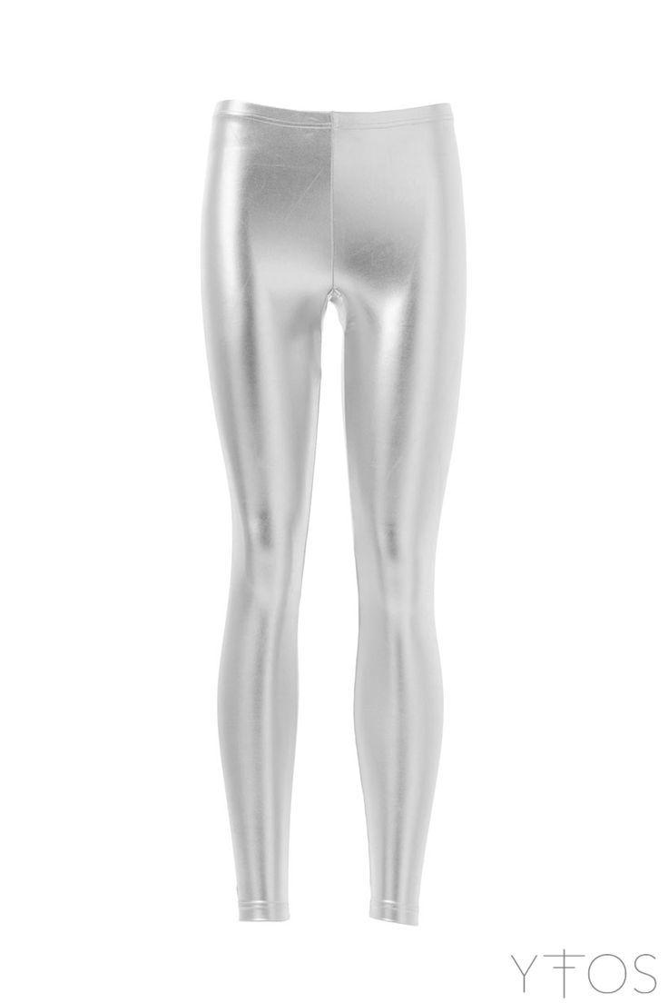 PCP metallic leggings