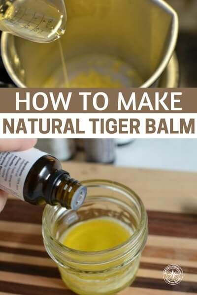 The time-proven blend of herbal ingredients in Tiger Balm provides safe and effective topical pain relief for sore muscles, arthritis, neck and shoulder stiffness, and just about any other minor muscle or joint aches or pains that may come your way.