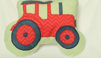 Kleiner roter Traktor #2