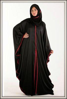 #Hijab #Hijabstyle #Abaya Hijabi Style - Hijab Fashion Blog: Dubai Butterfly Abayas 2014 -  Khaleeji Eid Abaya ...