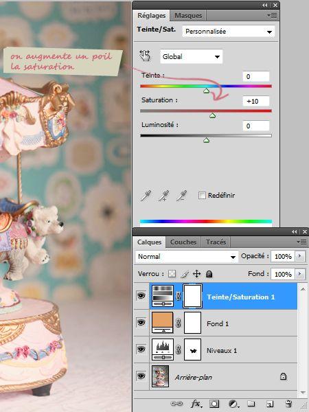 photoshop tuto tutorial halo lumineux leaks sunflare