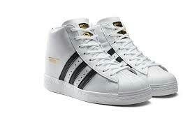 Black, Adidas Superstar Up