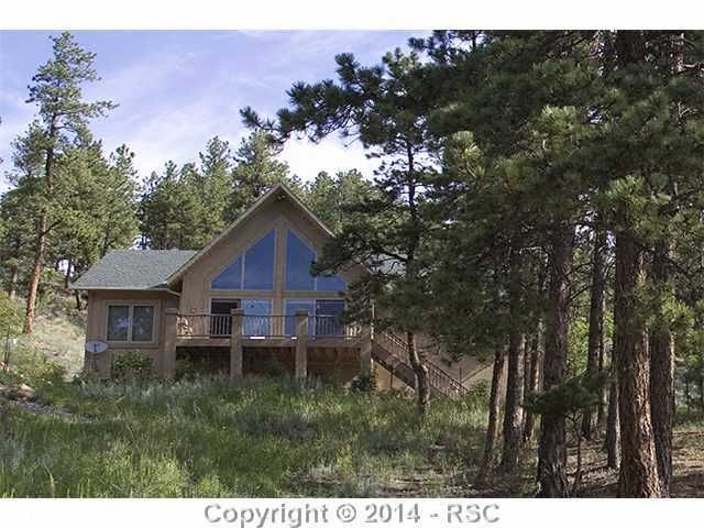 Homes For Sale Woodland Park CO