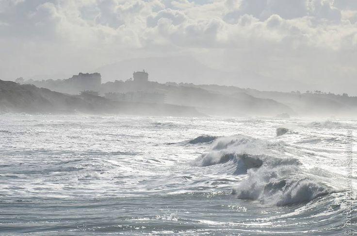 Un dimanche au Pays Basque #1 #blog #travel #trip #Biarritz #France #Voyage #landscape #Ocean #Evasion #WeekEnd