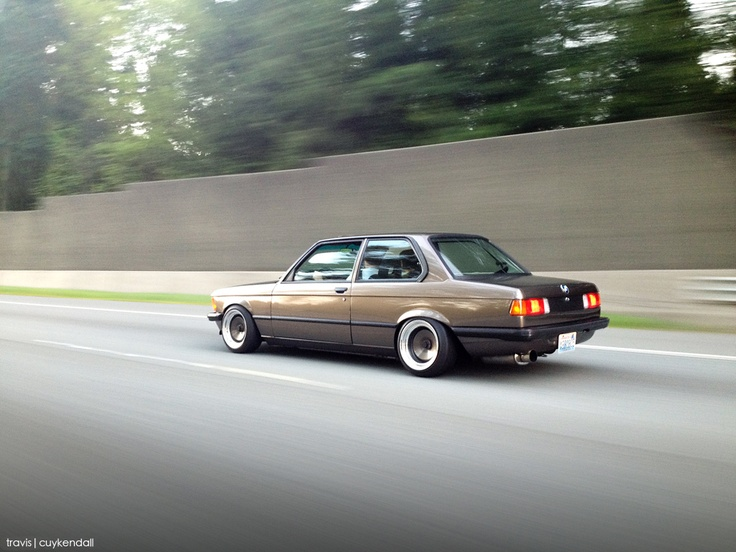 BMW 323i outlaw Want to #RepYourRide? Follow the board & #Rvinyl so we can…