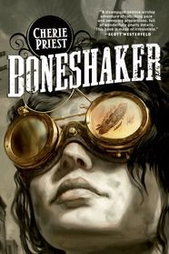 Boneshaker by Cherie Priest.16 years after the Boneshaker drill went terribly awry and destroyed downtown Seattle and unearthing a subterranean vein of blight gas that turned anyone who breathed it into the living dead, a wall has been built to enclose the devastated and toxic city. Ezekiel undertakes a secret crusade to rewrite history. His quest will take him under the wall and into a city teeming with ravenous undead, air pirates, criminal overlords, and heavily armed refugees.