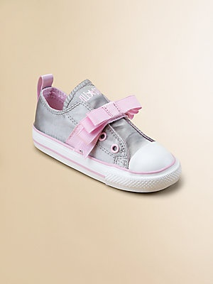 Converse Infant's & Toddler's Bow Chuck Taylor All-Star Sneakers
