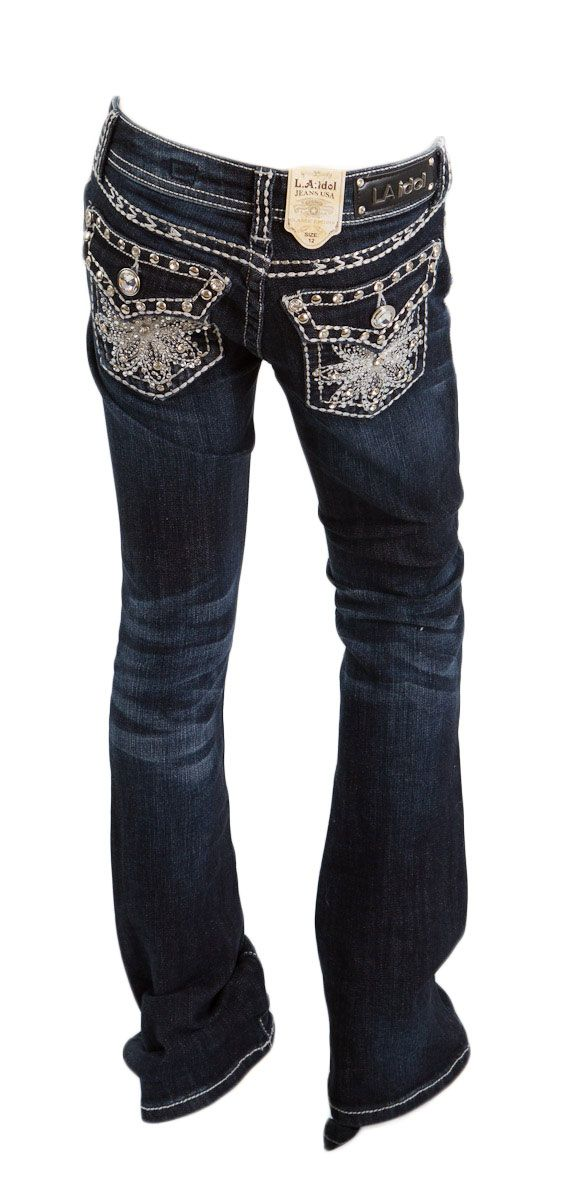 25  best ideas about La idol jeans on Pinterest | Bling jeans ...