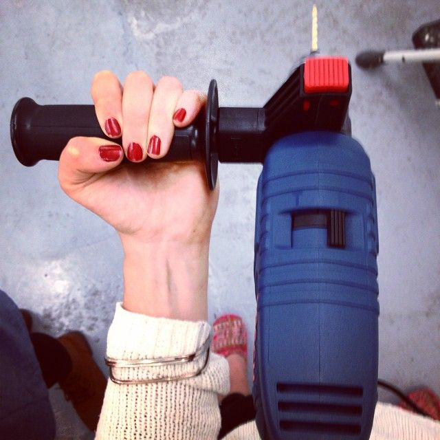 "@signalarts's photo: ""Power Drilling! Let's go team! #softsignal #signalarts #mfringe #MelbourneFringe"""
