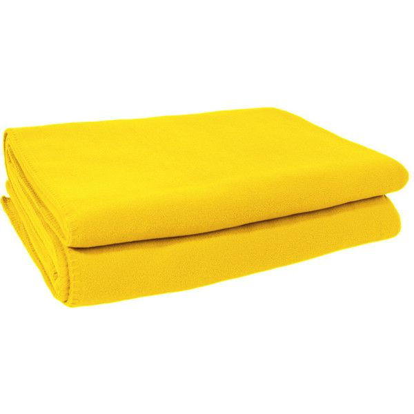 Zoeppritz Soft Fleece Blanket - Corn ($163) ❤ liked on Polyvore featuring home, bed & bath, bedding, blankets, yellow, yellow bedding, yellow blanket, fleece blanket, yellow bedding sets and yellow fleece blanket