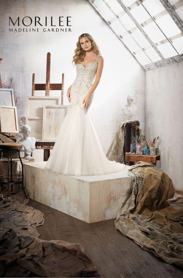 27 best MORILEE SS17 images on Pinterest   Wedding frocks, Mori lee ...