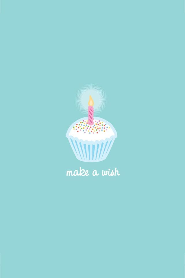 Go ahead, make a wish! this would look great framed on a wall behind the birthday cake table.