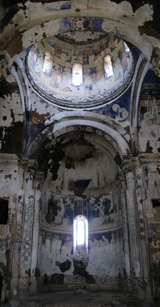 Ghost City of 1001 Churches on the border of Turkey and Armenia