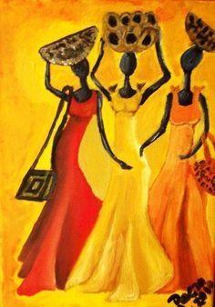 Masai Paintings,