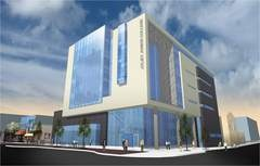 Joliet Junior College is expanding. They are building a new building in downtown joliet. The expansion will be six stories, totaling 96,000 sq ft. The groundbreaking is set for January 22nd.