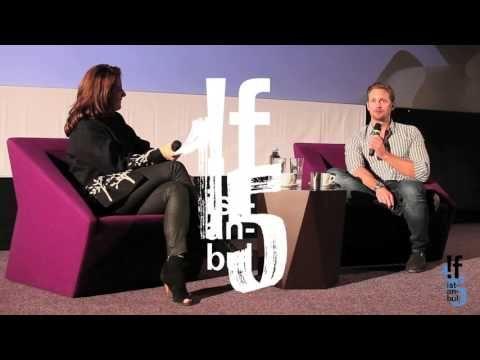 Alexander Skarsgard  15th !f... In Istanbul film festival Q&A