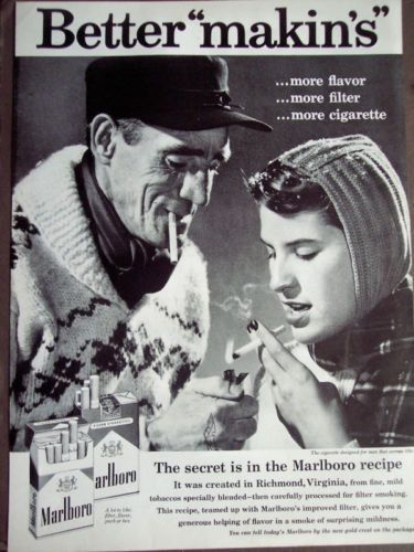 1959-people-in-winter-clothing-Marlboro-cigarettes-Ad