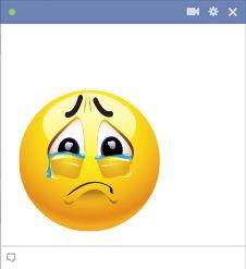 les 25 meilleures id es de la cat gorie emoticone qui pleure sur pinterest smiley pleure. Black Bedroom Furniture Sets. Home Design Ideas