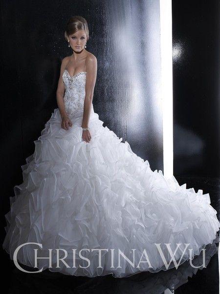 Christina Wu Wedding Dresses Photos on WeddingWire