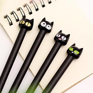 Buy MissYou Cat Accent Pen at YesStyle.com! Quality products at remarkable prices. FREE WORLDWIDE SHIPPING on orders over 310 NOkr.