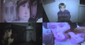 Paranormal Activity 4 has two more teaser trailers out that you can check out below. Something about twisted little girls face is just creepy. Henry Joost and Ariel Schulman's Paranormal Activity 4 is creeping in on us with two more teaser trailers showing impending doom and creepy little boys and