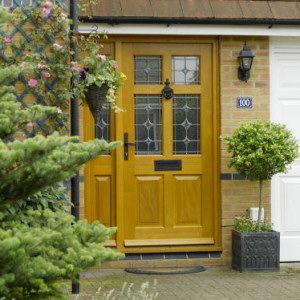 Hardwood Doors Pine Oak Internal External Front Wooden Glazed