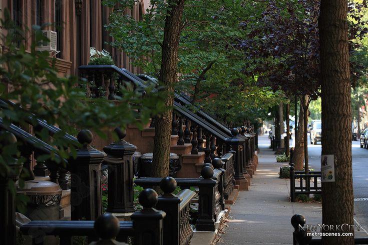 Perry street, West Village