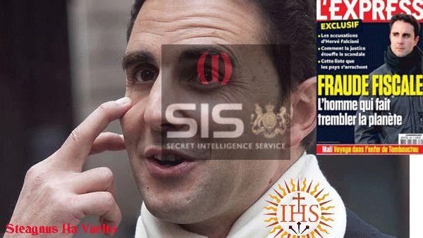 Falciani énesimo patético agente del Mossad