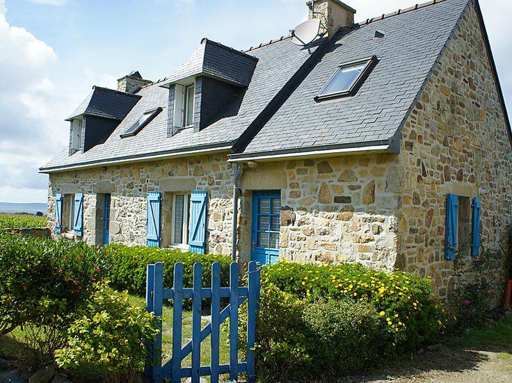 blauwe luiken / Bretagne