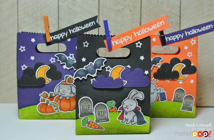 halloween goodies bags ideas