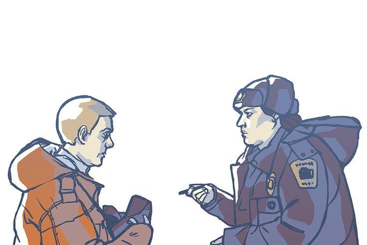 Lester Nygaard & Deputy Molly Solverson, S01