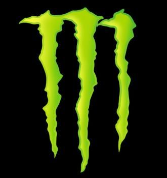 How to Draw Monster Energy Logo, Monster Logo, Step by Step, Symbols, Pop Culture, FREE Online Drawing Tutorial, Added by Dawn, October 30, 2011, 10:21:30 pm