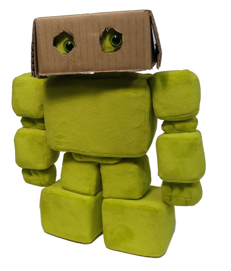 Adoptabot from teddybots soft toys