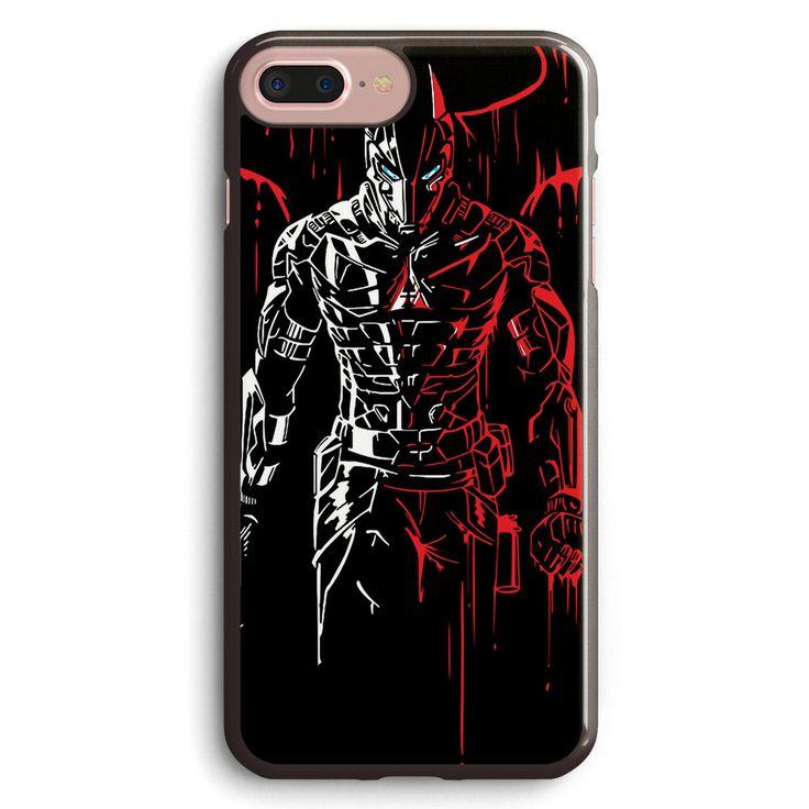 Batman Arkham Knight Apple iPhone 7 Plus Case Cover ISVG925