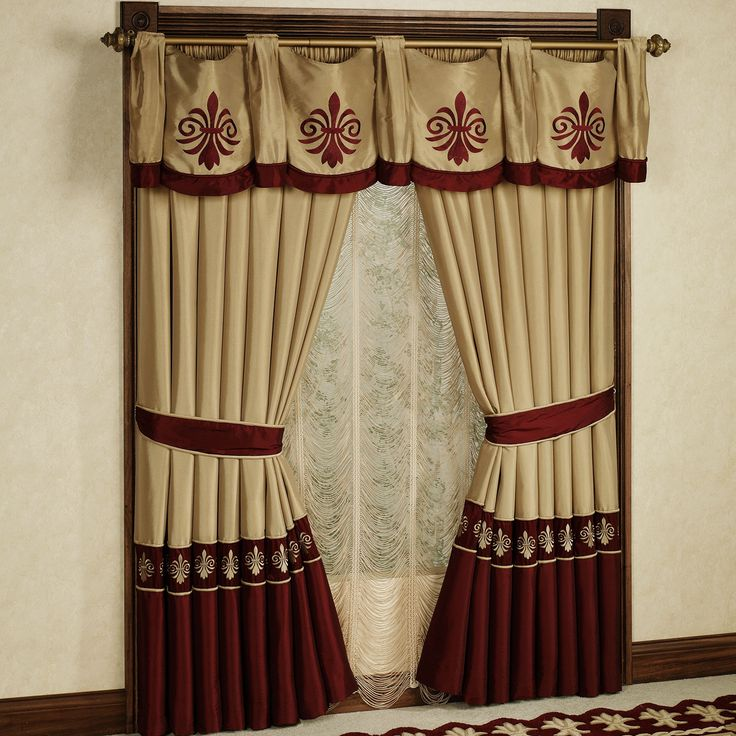 Perfect Curtains Design the perfect kitchen curtains Paisley Curtains For That Perfect Look Drapery Room Ideas