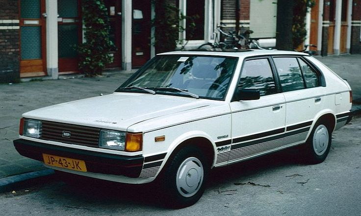 Can you guess the name of this old #Hyundai model?   Here is a hint! It was the first Hyundai ever mass-produced.