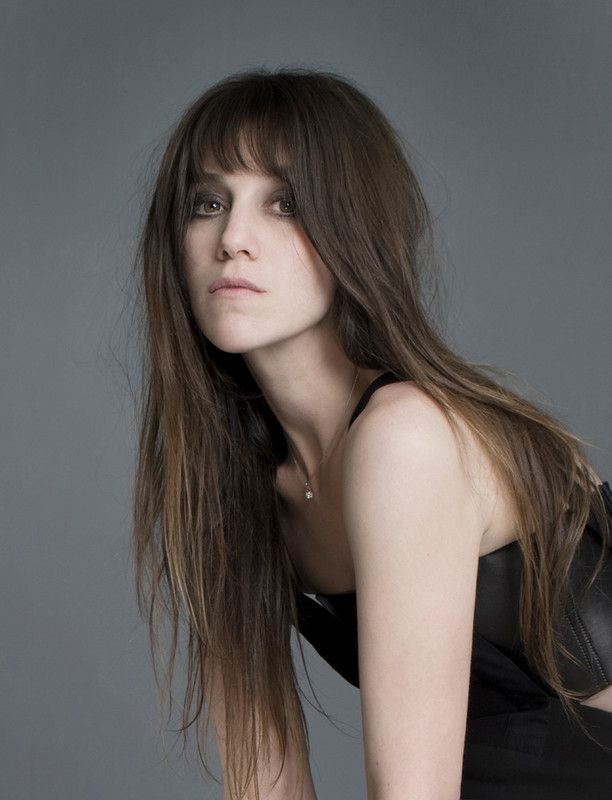Charlotte Gainsbourg - by Kate Barry - Advertising | Gallois Montbrun & Fabiani
