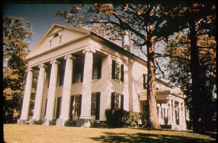 73 best images about colonial homes on pinterest for Southern architectural styles