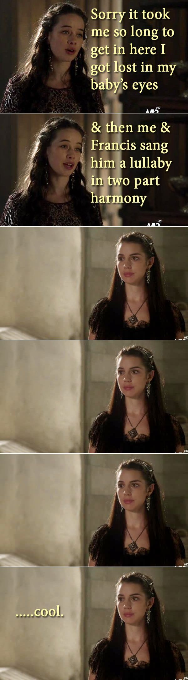 """Reign"" season 2, episode 2 review"