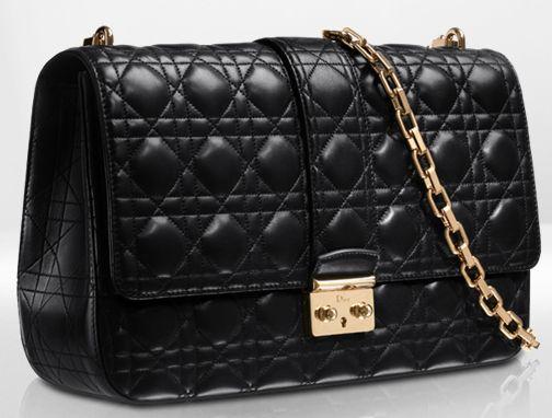 #Christian #Dior classic handbag collection #Miss Dior