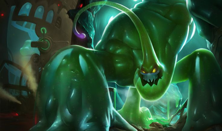Zac | League of Legends Zac is the product of a Zaun experiment to manufacture a hexchem-engineered supersoldier - the Zaun Amorphous Combatant. Combining brute strength with limitless flexibility, he is a versatile juggernaut: a creative fighter who bounces over obstacles and pounds his foes into submission.
