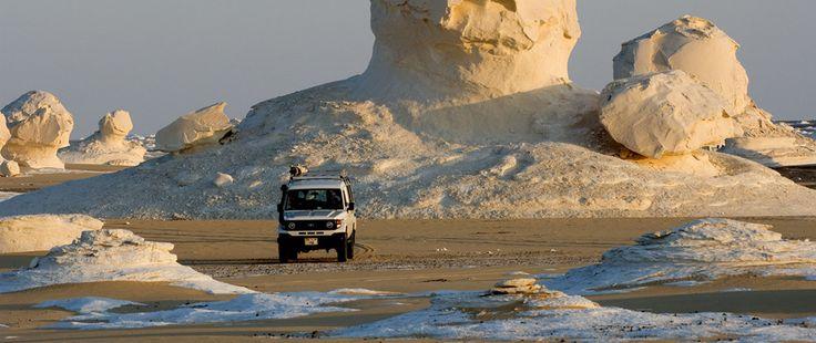 The White Desert | Egypt Tourism Authority