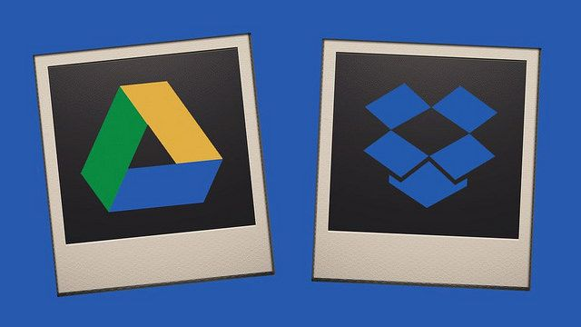 How to set up a Dropbox Model File Requests on Google Drive